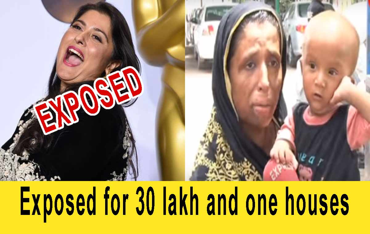 Sharmeen Obaid Badly Exposed By Rukshana Bibi (Saving Face)