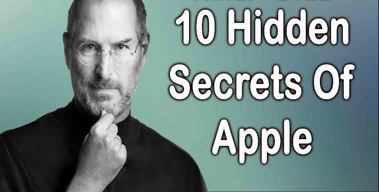 steve jobs 10 hidden facts about apple