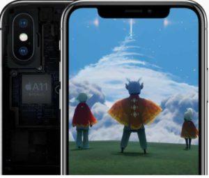 iphone x Neural engine A11