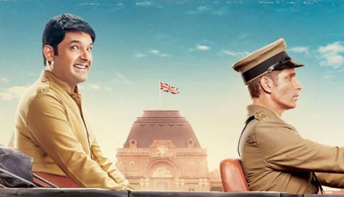 Kapil Sharma Firangi Movie Trailer