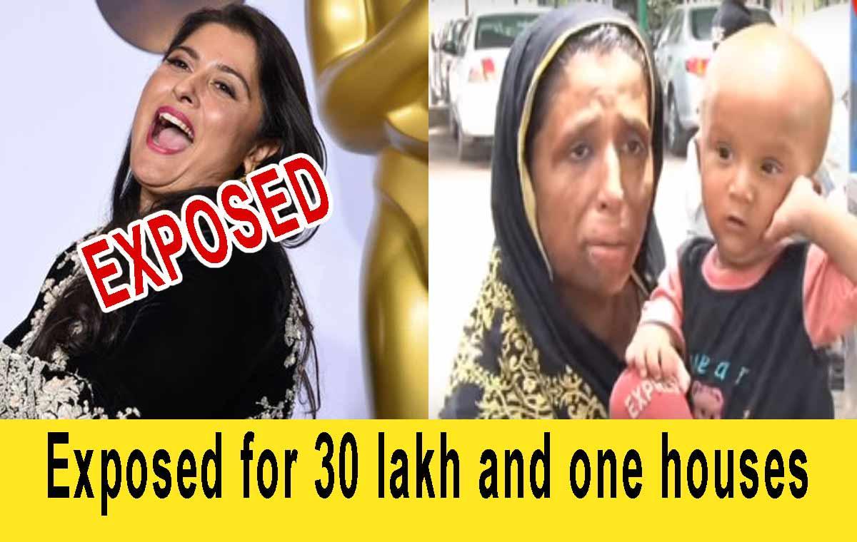 Sharmeen Obaid Badly Exposed By Rukshana Bibi (Saving Face)