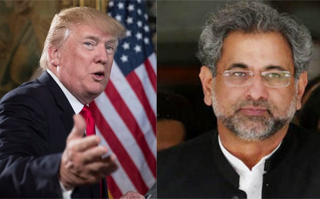 US aid to Pakistan