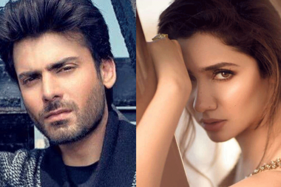 Fawad and Mahira